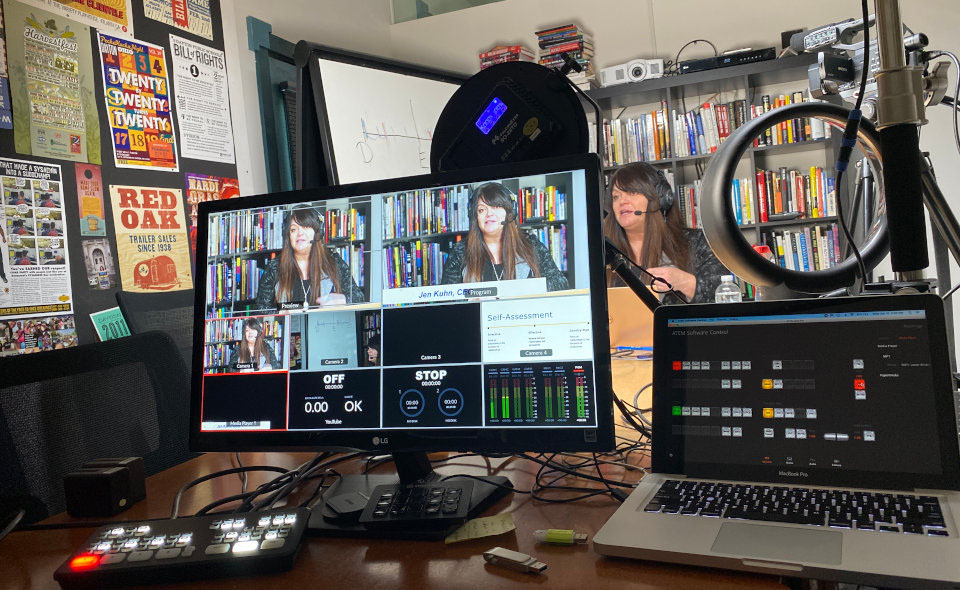 Jen Livestreaming